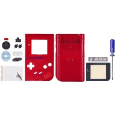 GameBoy Play it Loud Shell [Radiant Red]